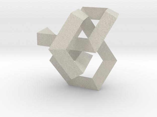 Balancing Act I (Medium) in Natural Sandstone