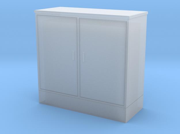 06.004.001_Schaltkasten 1400 (1/87) in Smooth Fine Detail Plastic