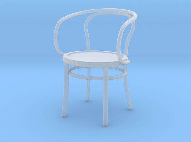 1:24 Thonet Arm Chair (Not Full Size) 3d printed