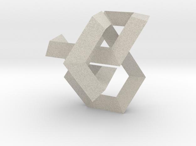 Balancing Act II in Sandstone