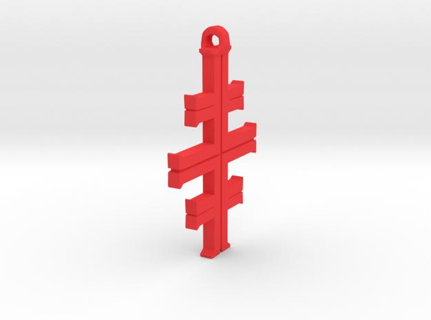 Gea's Cross 3d printed