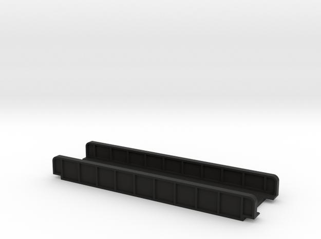 STRAIGHT 110mm SINGLE TRACK VIADUCT 3d printed