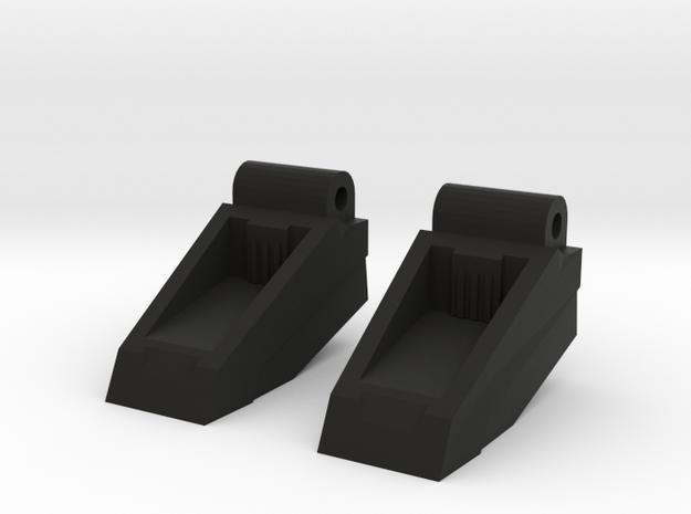Classics seeker footplates 3d printed