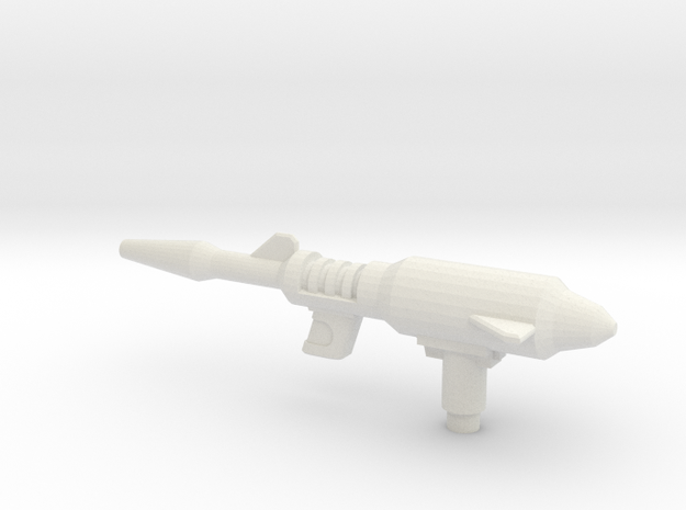 Classics Mirage rifle in White Natural Versatile Plastic