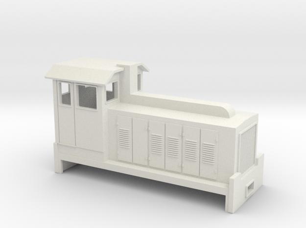 HOn30 Australian Sugar Cane Locomotive 3d printed