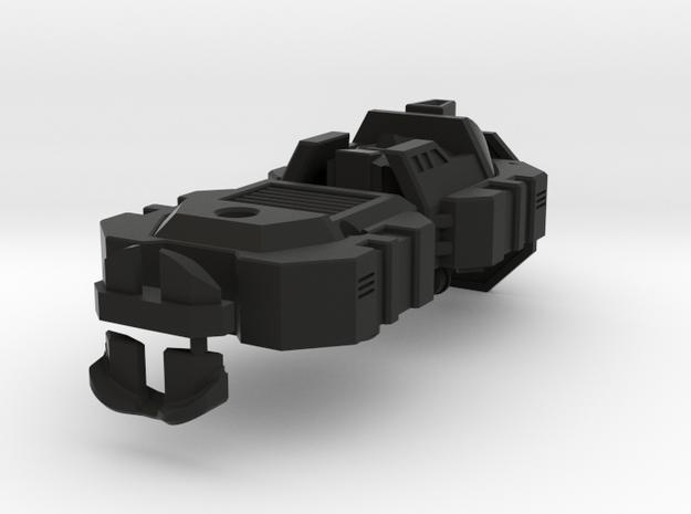 Devestator Head MK2 3d printed