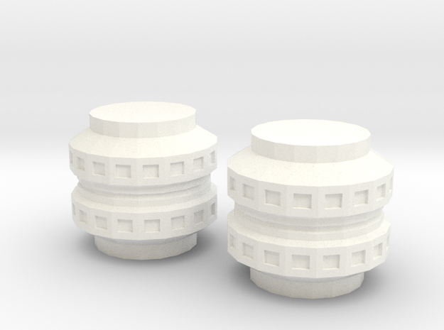 Space Station Segments 3d printed