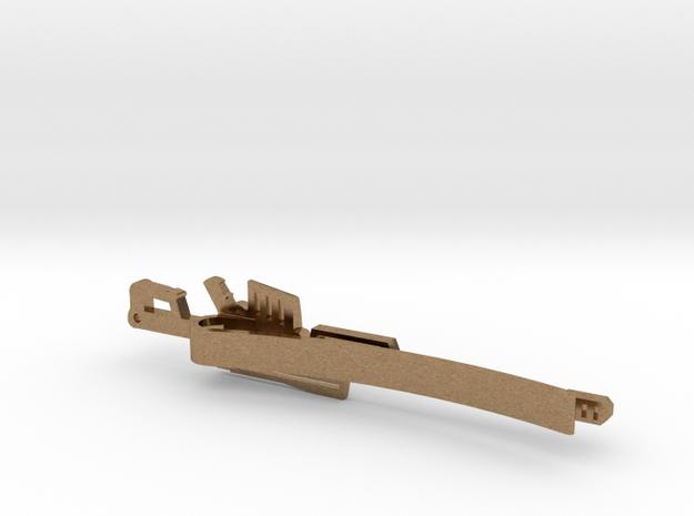 BARRETT 50BMG MONEY/TIE CLIP 3d printed