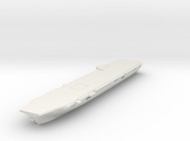 30SJ01a 1:3000 multipart 22DDH Izumo - Hull in White Natural Versatile Plastic