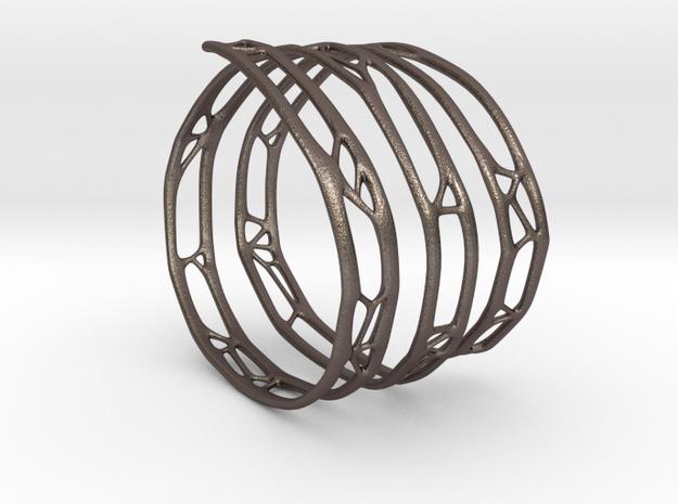 The Organic Bracelet 3d printed