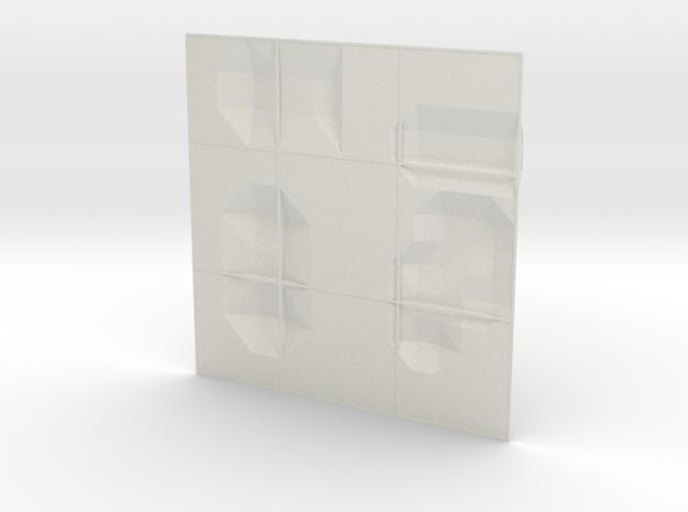testGeoForPainting 3d printed