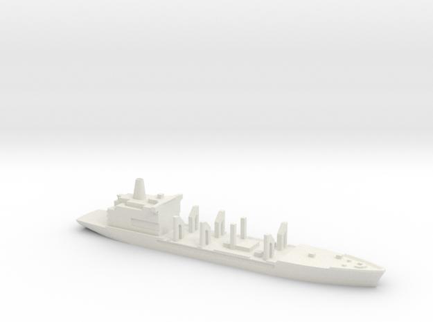 Henry J. Kaiser 1:3000 in White Natural Versatile Plastic