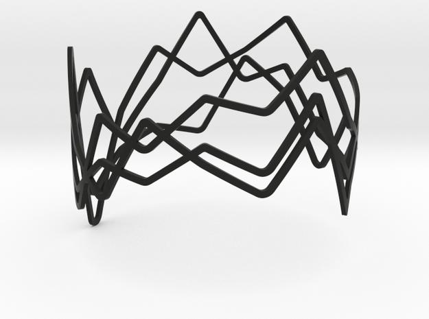 3-stocks-bracelet 3d printed