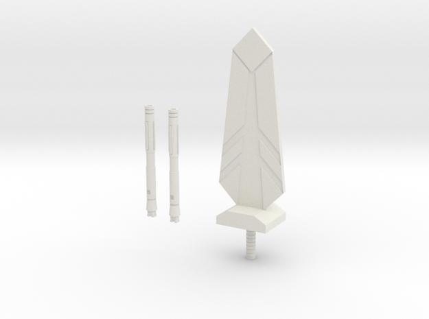 Sunlink - Stronghold Upgrade Kit v1 - TFCon 3d printed