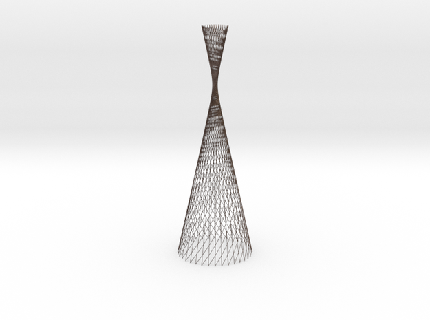 Light Forms | hyperboloid 36 twist 165 3d printed