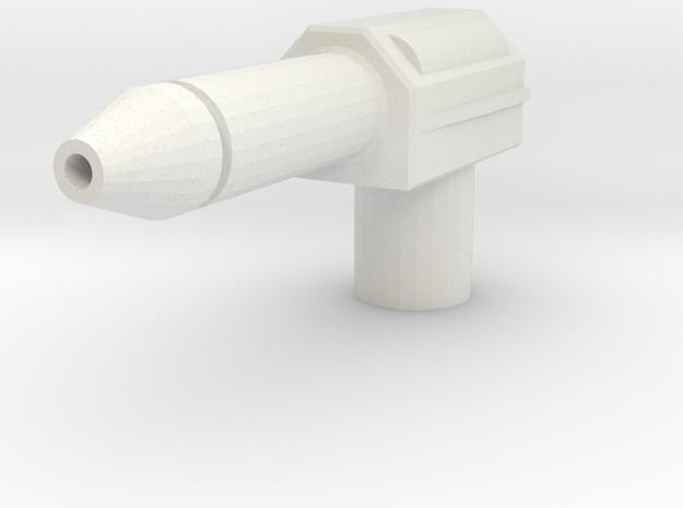 Classics Slingshot pistol in White Natural Versatile Plastic