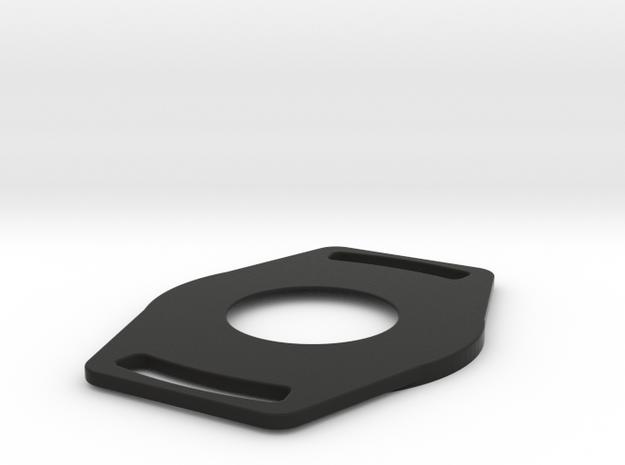 Lens Cap Holder (72mm)  3d printed