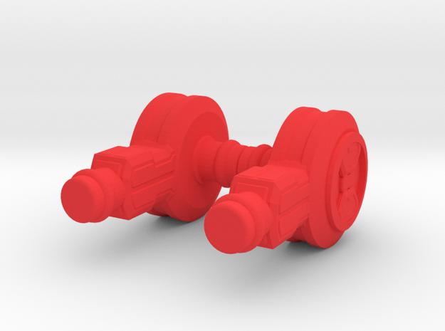 Servo Hips 3d printed