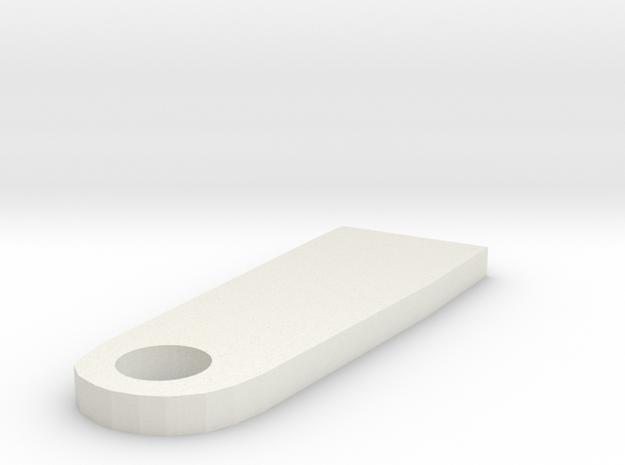 p1a in White Natural Versatile Plastic