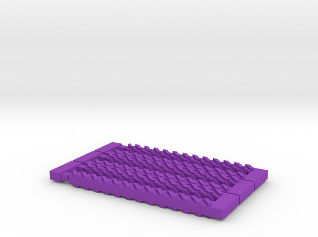 Borromean racks 3d printed
