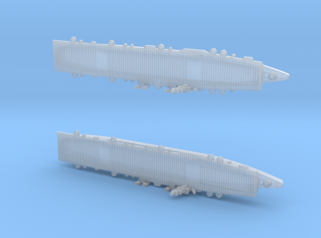 Independence Class 1/4800 in Smooth Fine Detail Plastic