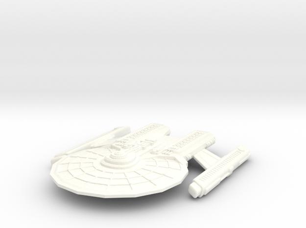 USS Centurion 3d printed
