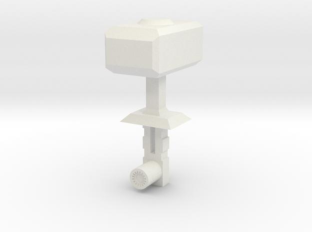 Sunlink - KaPow Hammer - v2 Thicker stem 3d printed