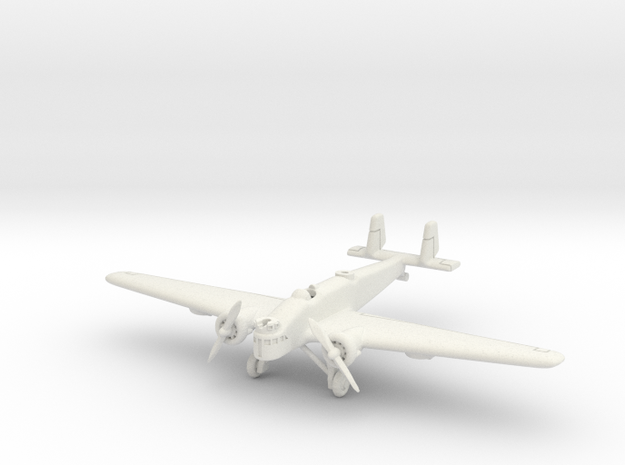 Mitsubishi Ki-2 Louise 6mm 1/285