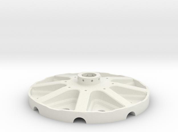 Atta Base Mm Surface 53 05 17 in White Natural Versatile Plastic