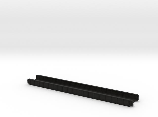 STRAIGHT 220mm SINGLE TRACK VIADUCT 3d printed