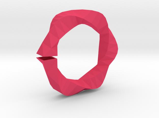 Bracelet in Pink Strong & Flexible Polished