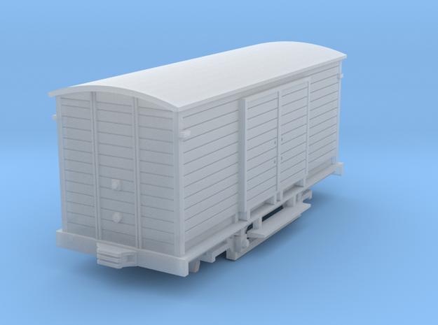 Güterwagen Thüringerwaldbahn H0m 3d printed