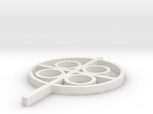 Tree Cross 3d printed