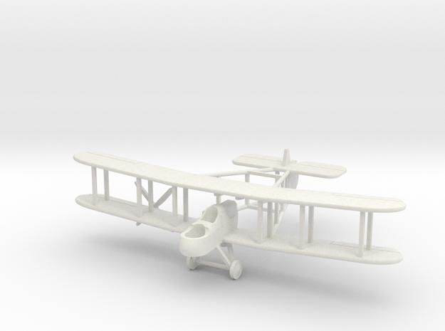1/144th RAF F.E.2.B in White Natural Versatile Plastic