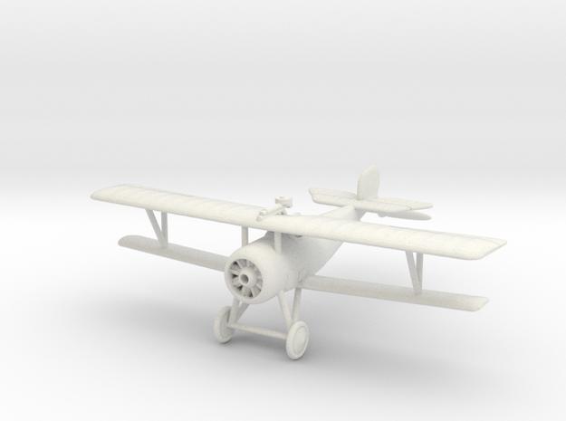 Nieuport 17 bis (Lewis) 1/144  in White Natural Versatile Plastic