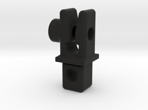 LegPLugFenceSideWithSlideLock 111002 3d printed