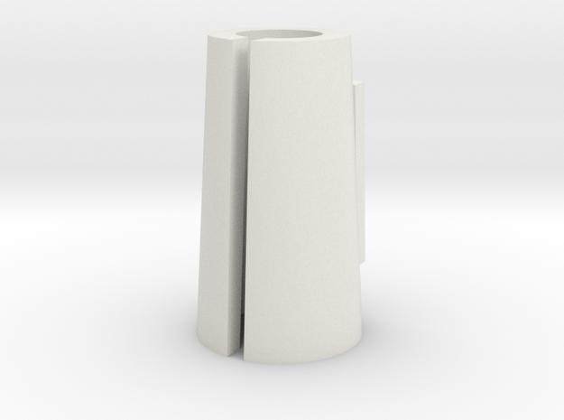 1p32h97gklk7t73thosl31ujr1 46199455.stl in White Natural Versatile Plastic