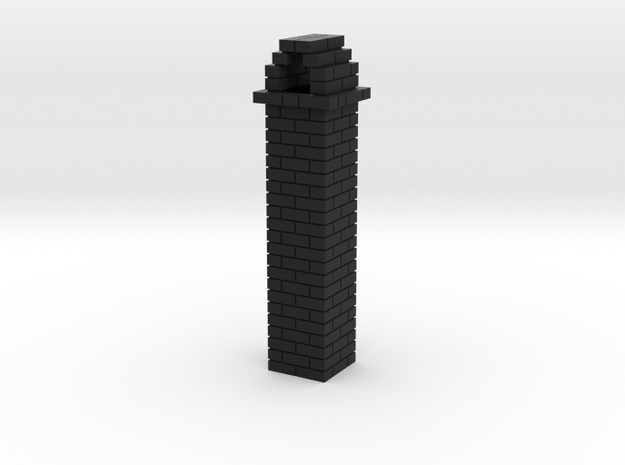 Brick Chimney 01 7mm scale 3d printed