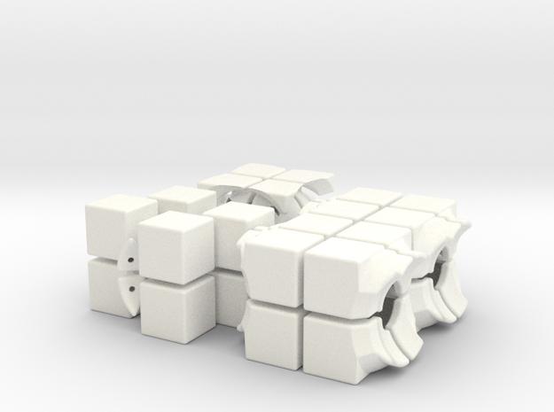 4x4x2 v3.25 3d printed