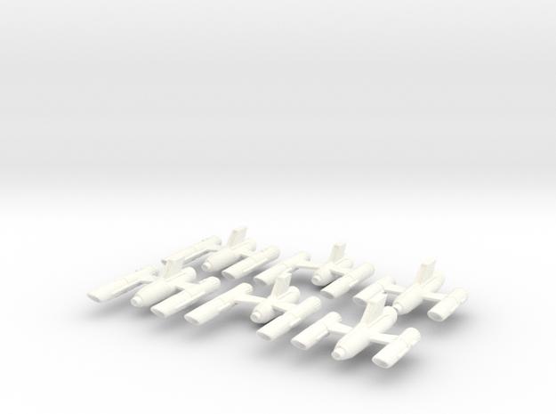 Ship Parts (variants) 3d printed