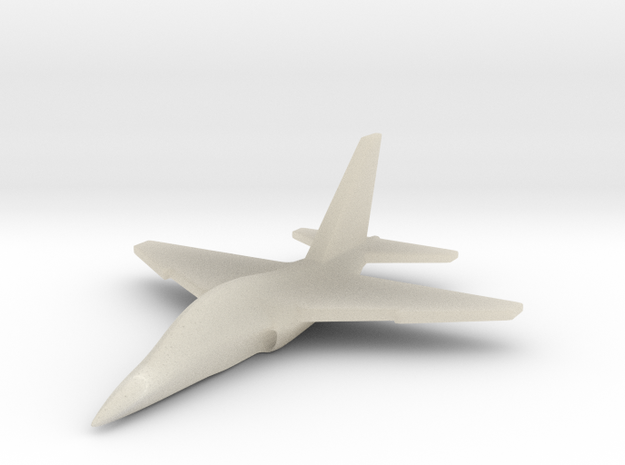 1/285 ( 6mm ) M-346 Trainer 3d printed