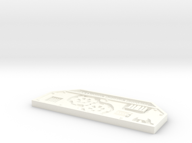 Turning Template 45 3d printed