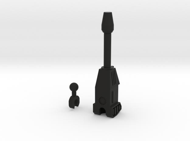 Sunlink - 3mm: Blind Alley Gun 3d printed