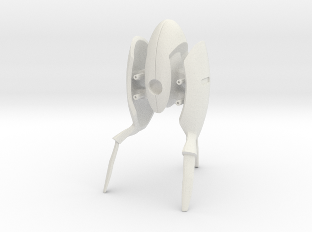 Turret 3d printed