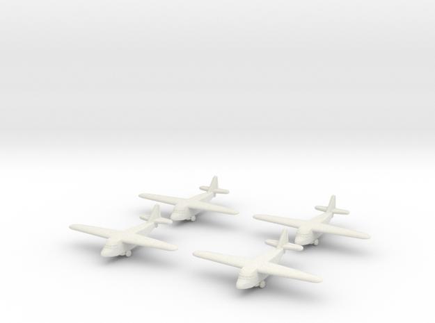 Kokusai Ku-8 (x4) (Global War Scale) 3d printed