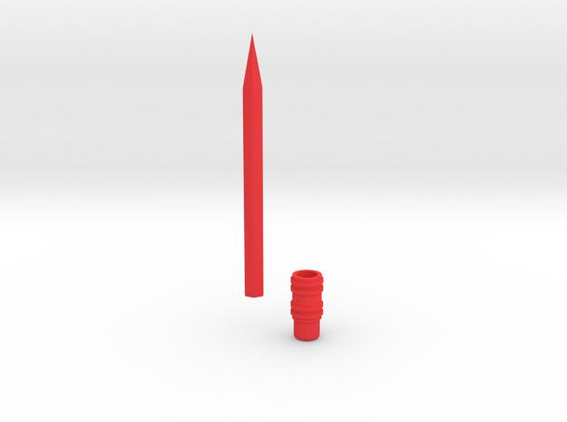 G2P-004c - BA Sword 3d printed