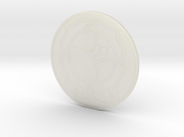 Utena Rose (ringplate) 3d printed