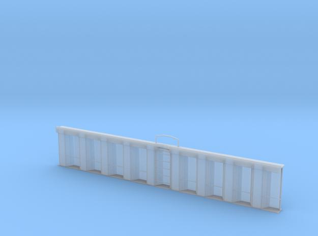 06.002.001_Kanalspundwand mit Ausstieg in Smooth Fine Detail Plastic