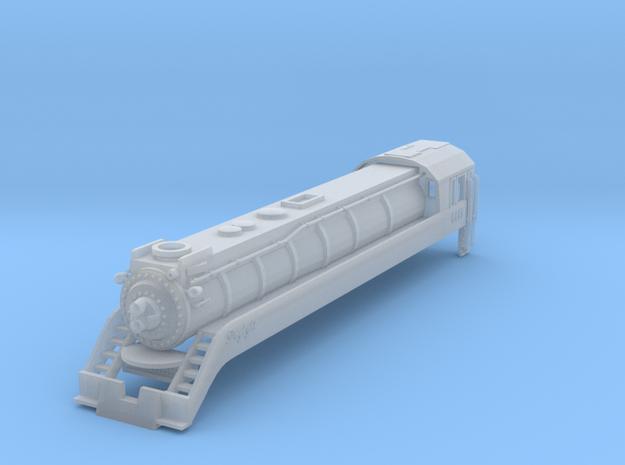 GS-4 Steam Engine 1