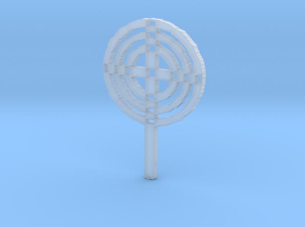 Atlantis Symbol 3d printed
